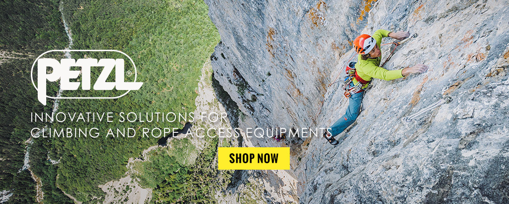 Petzl - Climbing and Rope Access Equipment
