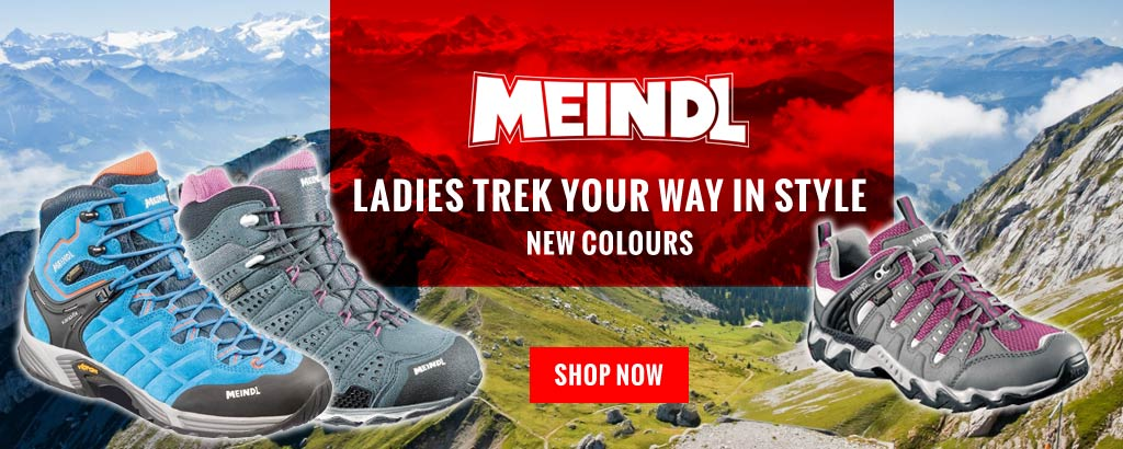 Meindl Ladies Footwear
