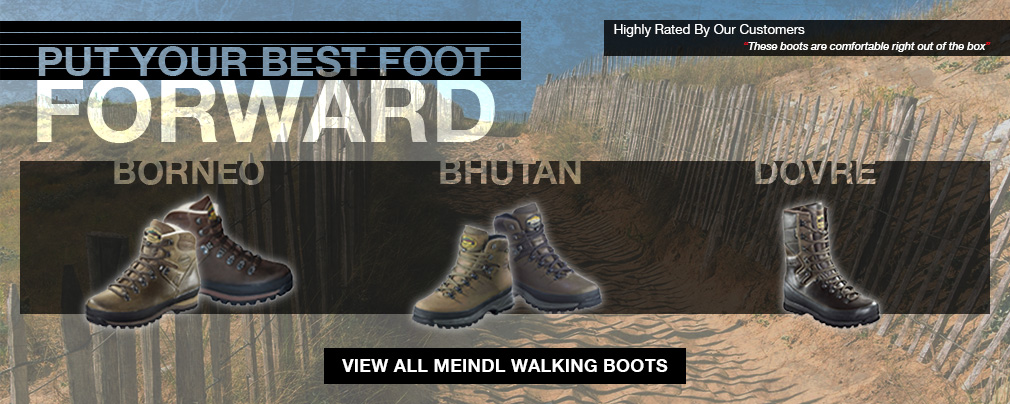Meindl Walking Boots