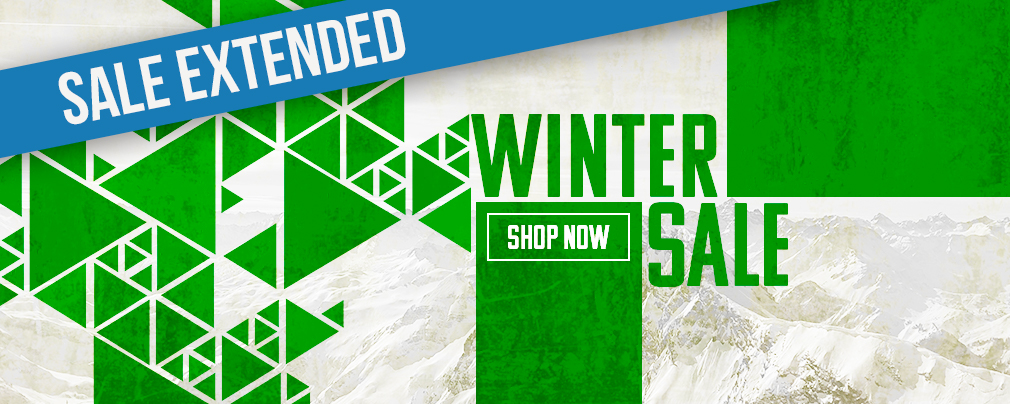 Winter Sale at Jackson Sports