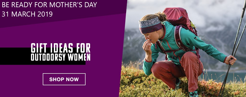 Mother's Day: Gift Ideas for Outdoorsy Women