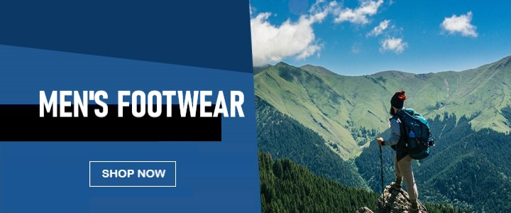Men's Outdoor Footwear