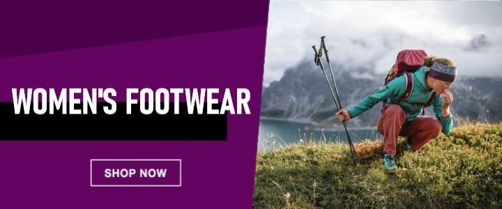 Women's Outdoor Footwear