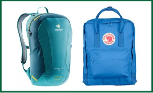 Day Sacks: Up To 35-40L