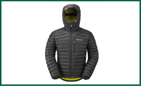 Men's Down / Synthetic Insulation