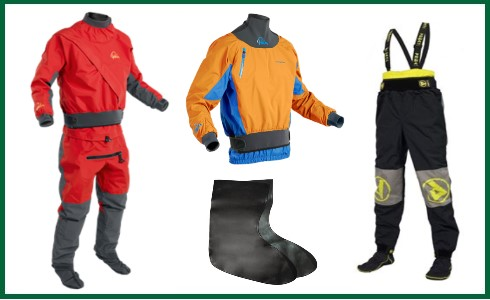 Drysuits, Trousers & Cags