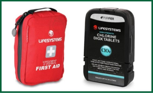 First Aid & Water Purification
