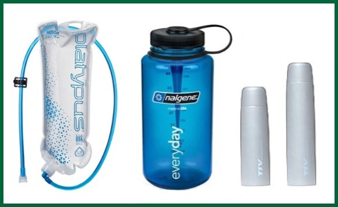 Water Bottles, Flasks / Hydration