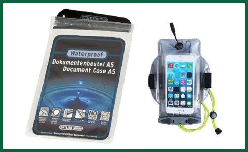 Waterproof Phone & Document Cases
