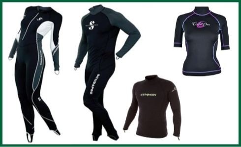 Watersports Skin Protection