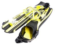 Seac Sub Mask Snorkel & Fin Pack