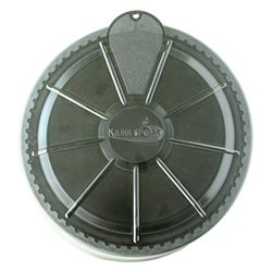 "Palm Equipment Small Round Kajak 8"" Hatch Cover Canoe / Kayak Accessory"