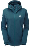 Mountain Equipment Womens Frontier Hooded Jacket