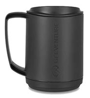 Lifeventure Ellipse Insulated Mug 350ml Durable Plastic Mug