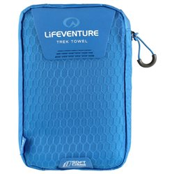 Lifeventure SoftFibre Trek Towel Large 110x65cm Lightweight Fast Dry