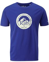 Rab Graphic T Peak Badge
