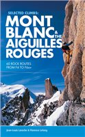Books/Maps Mont Blanc & the Aiguille Rouges Book