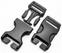 Lowe Alpine 25mm QA Side Squeeze Buckle 2 Pack