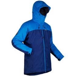 Paramo Mens Alta 3 Waterproof Jacket (Options: S Midnight/Reef Blue, M Midnight/Reef Blue, L Midnight/Reef Blue, XL Midnight/Reef Blue, XXL Midnight/Reef Blue)