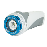 Light and Motion GoBe 500 Spot Light 2.2Ah Blue