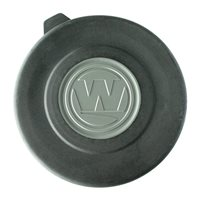 "Palm Equipment WSK Domed Hatch Cover 10"" Round"