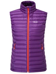 Rab Microlight Vest Womens 2017-18