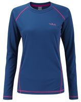 Rab Dryflo Long Sleeve 120 Womens