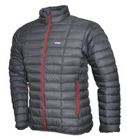 Crux Mens Turbo Insulated Jacket (Options: M Anthracite, L Anthracite, XL Anthracite)