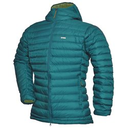 Crux Mens Halo Insulated Jacket (Options: M Blue, L Blue, XL Blue)