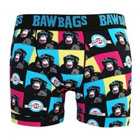 Bawbags Mens Cool De Sacs Underwear - Bawhol