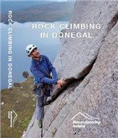 Mountaineering Ireland Rock Climbing In Donegal Book