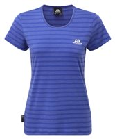 Mountain Equipment Groundup Womens Stripe Tee