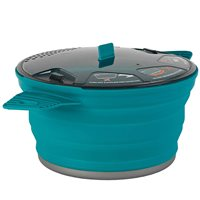 Sea to Summit X-Pot 2.8L 2-3 Person Lightweight Collapsible Compact Pot
