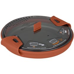 Sea to Summit X-Set 21 1 Person Lightweight Collapsible Compact Cooking Set