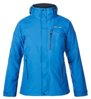 Berghaus Womens Skye Waterproof Jacket (Option: 18 Mykonos Blue)