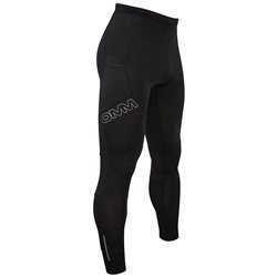OMM Mens Flash Tight 1.0 Full Length Tight Stretch Legging