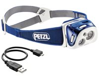 Petzl Reactik Head Torche