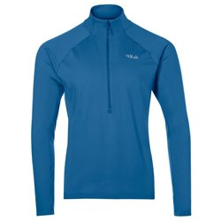 Rab Mens Flux Pull-On Base Layer