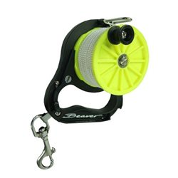 Beaver Puffin Mini Wreck Line Dive Reel 40m