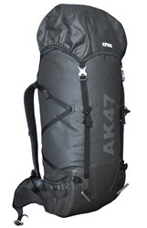 Crux Unisex 3G AK47 (RT) Rucksack (Options: 1 Black, 2 Black, 3 Black)