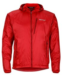 Marmot Mens Ether DriClime Hoody Soft Shell (Option: S Team Red)