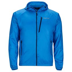 Marmot Mens Ether DriClime Hoody Soft Shell (Option: XXL French Blue)