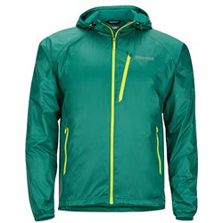 Marmot Mens Ether DriClime Hoody Soft Shell (Option: XXL Shady Glade)