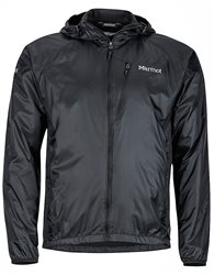 Marmot Mens Ether DriClime Hoody Soft Shell (Option: S Black)