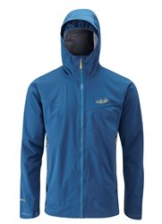 Rab Mens Kinetic Plus Waterproof Jacket