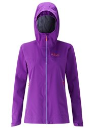Rab Womens Kinetic Plus Waterproof Jacket