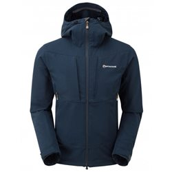 Montane Mens Dyno Stretch Jacket Soft Shell