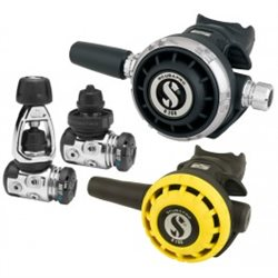 Scubapro MK17 EVO G260 Regulator + R195 Octopus Second Stage