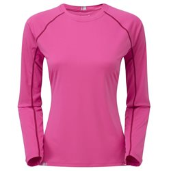 Montane Womens Female Sonic Long Sleeve T-Shirt Base Layer