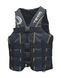 Typhoon 4 Buckle Ski Vest